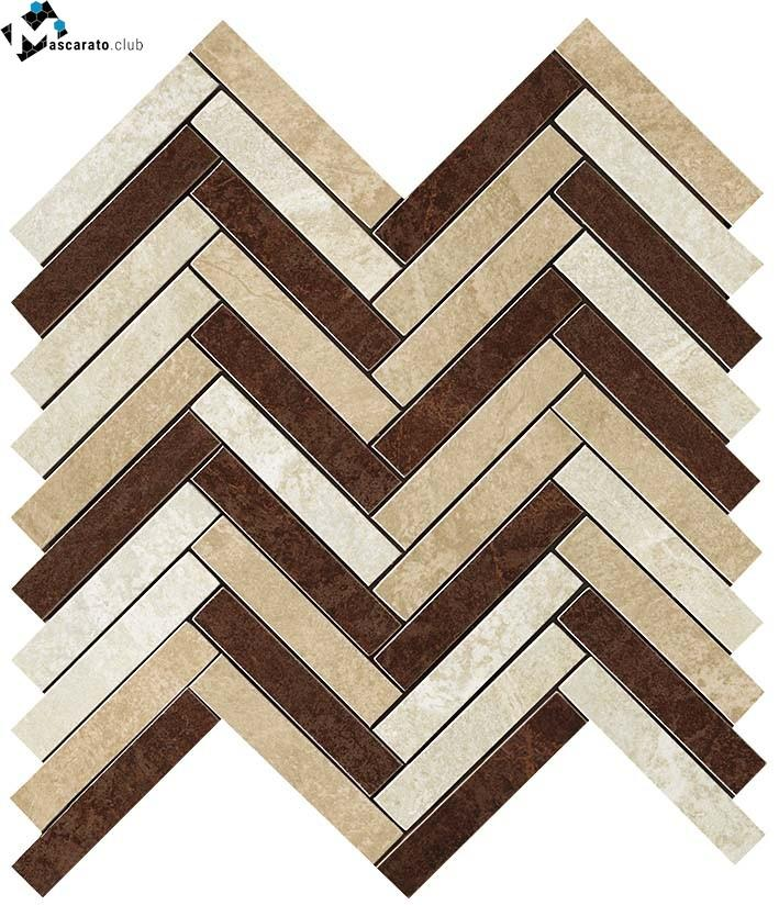 Atlas Concorde Force Blend Herringbone Mosaic 29,8x29,3